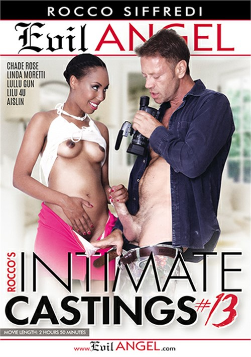 Rocco's Intimate Castings #13 Evil Angel  [DVD.RIP. H.264 2017] Siterip RIP