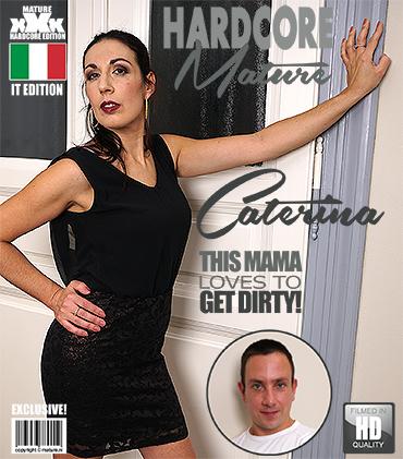 MATURE.NL Italian housewife Caterina fucking and sucking  [SITERIP VIDEO 2017 hd wmv 1920x1200] Siterip
