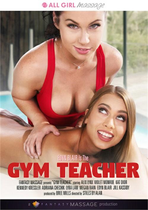Gym Teacher Fantasy Massage  [DVD.RIP. H.264 2017] Siterip RIP