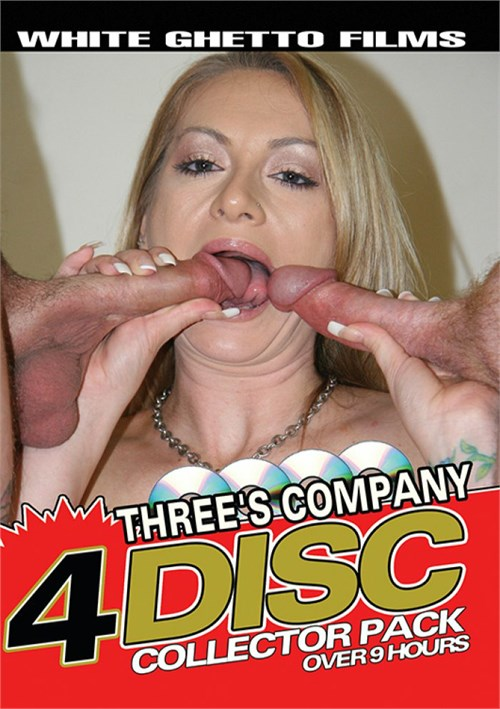 Three's Company 4 Disc Collector Pack White Ghetto  [DVD.RIP. H.264 2017] Siterip RIP