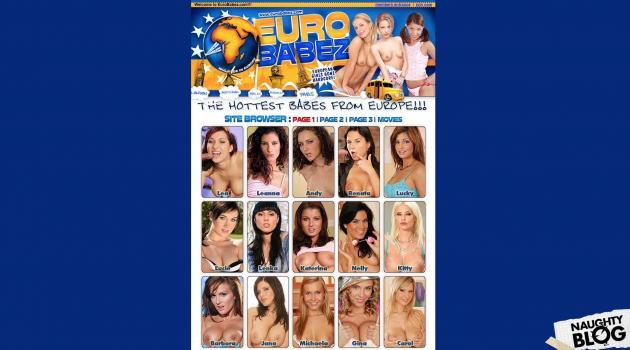 EuroBabez.com   SITERIP   SITERIP Video 720p Multimirror Siterip RIP