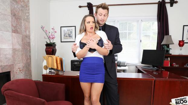 Blackmailed - Cali Carter   SITERIP Video 720p Multimirror Siterip RIP
