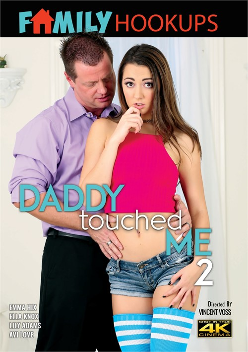 Daddy Touched Me 2 Family Hookups  [DVD.RIP. H.264 2017] Siterip RIP