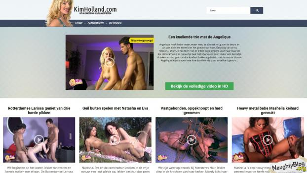 KimHolland.com - SITERIP   SITERIP Video 720p Multimirror Siterip RIP