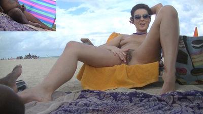 Clips4Sale Exhibitionist Wife 472 Part 2 - Husband Films His MILF Helena At The Nude Beach!  MUTUAL MASTURBATION WITH VOYEUR!!!  HD #VOYEUR  VOYEUR CHAMP PUBLIC EXHIBITIONIST  Siterip Video wmv+mp4 Siterip RIP