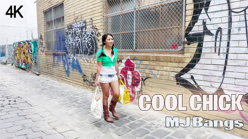 GirlsoutWest MJ Bangs - Cool Chick  Video  Siterip 720p mp4 HD Siterip RIP