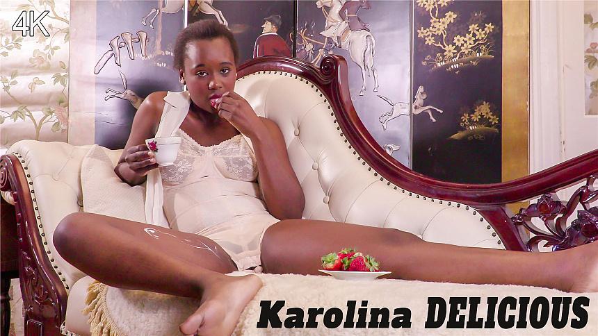 GirlsoutWest Karolina - Delicious  Video  Siterip 720p mp4 HD Siterip RIP