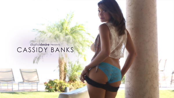 DigitalDesire Cassidy Banks  IMAGESET FULL Resolution Siterip