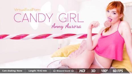 Virtualrealporn Candy girl (19:40 min.)  Siterip VirtualReality XXX 60FPS 4100×2000 AAC Audio .mp4