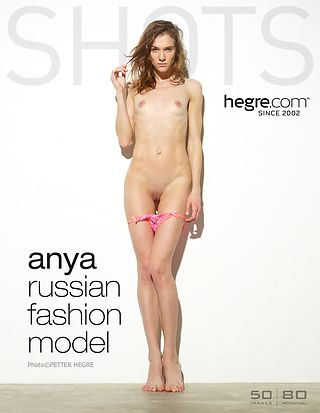 Hegre-Art Anya Russian fashion model  Imageset 4200pixel HD FULL PACK Siterip KINKO