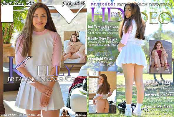 FTV GIRLS Kelly Jul 22, 2016 [IMAGESET SITERIP 2016]