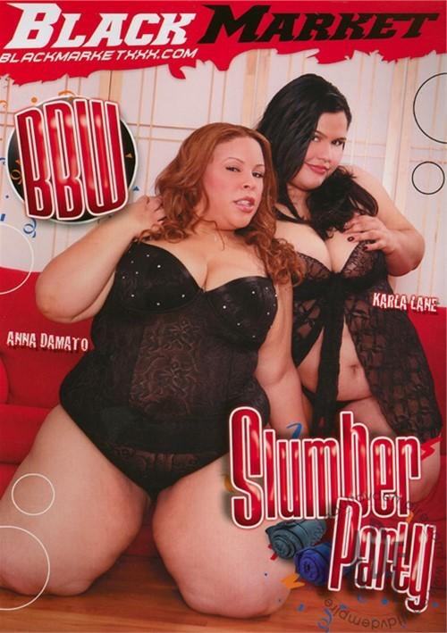 BBW Slumber Party Black Market  [DVD.RIP. H.264 2016 ETRG 768×460 720p BBW XXX]