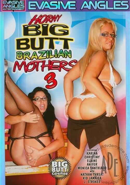 Horny Big Butt Brazilian Mothers 3 Evasive Angles  [DVD.RIP. H.264 2016 ETRG 768×460 720p BBW XXX]