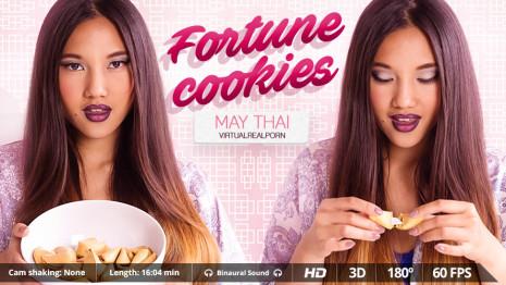 Virtualrealporn Fortune cookies (16:00 min.)  Siterip VirtualReality XXX 60FPS 4100×2000 AAC Audio .mp4