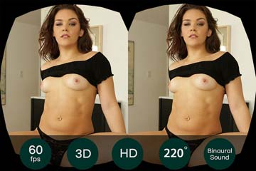 Hologirls VR The GFE Collection: Kimber On Display  Siterip VirtualReality XXX 60FPS 4100×2000 AAC Audio .mp4