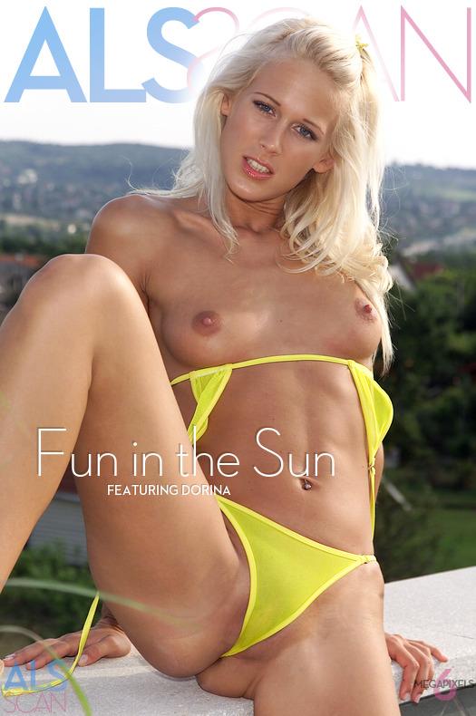 AlSScan Dorina in Fun in the Sun 15.08.2016 Imageset 4200px HD Siterip