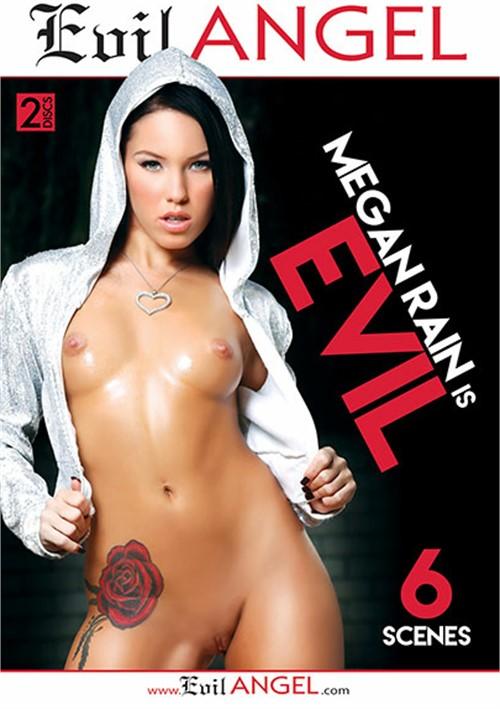 Megan Rain Is Evil Evil Angel  [DVD.RIP. H.264 Production Year 2014]