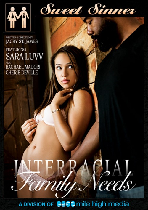 Interracial Family Needs Sweet Sinner  [DVD.RIP. H.264 Production Year 2014]
