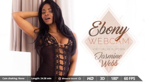 Virtualrealporn Ebony webcam (24:40 min.)  Siterip VirtualReality XXX 60FPS 4100×2000 AAC Audio .mp4