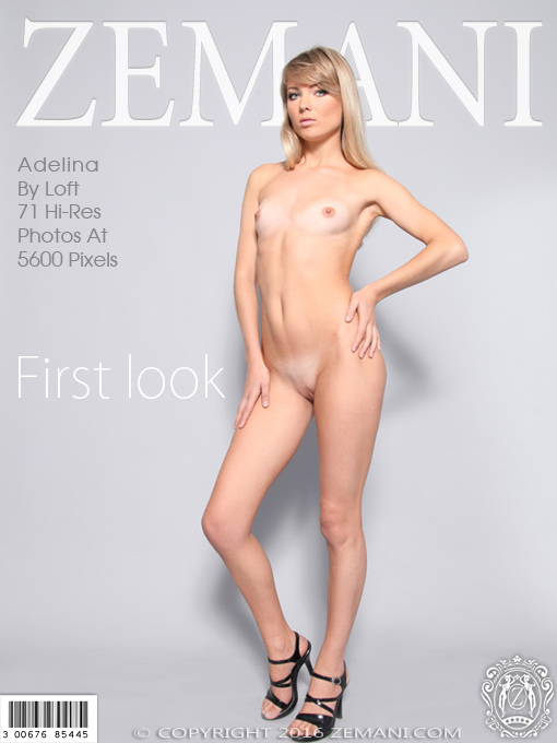 ZEMANI Adelina in First look  [FULL IMAGESET]