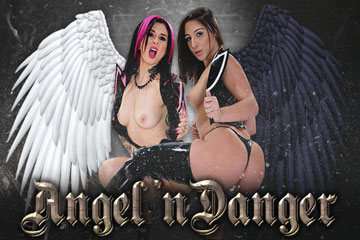 Hologirls VR Angel 'n Danger  Siterip VirtualReality XXX 60FPS 4100×2000 AAC Audio .mp4