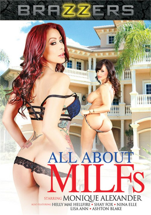 All About MILFs Brazzers  [DVD.RIP. H.264 Production Year 2014]