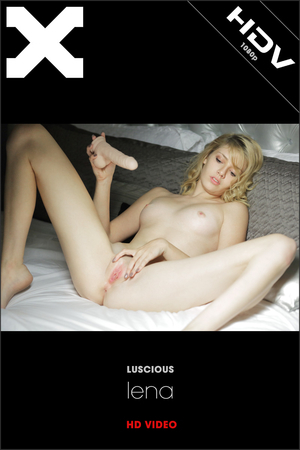 X-ART Luscious Lena  [HD SITERIP]