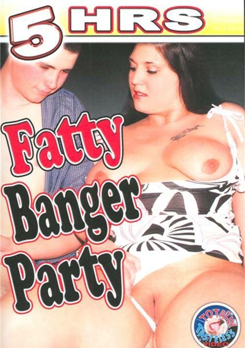 Fatty Banger Party Totally Tasteless  [DVD.RIP. H.264 2016 ETRG 768×460 720p BBW XXX]
