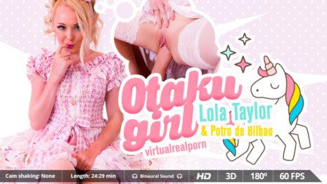 Virtualrealporn Otaku girl (31:50 min.)  Siterip VirtualReality XXX 60FPS 4100×2000 AAC Audio .mp4