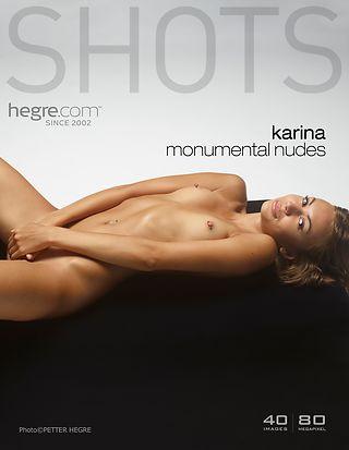 Hegre-Art Karina monumental nudes  Imageset 4200pixel HD FULL PACK Siterip KINKO