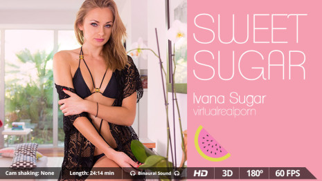 Virtualrealporn Sweet sugar (24:20 min.)  Siterip VirtualReality XXX 60FPS 4100x2000 AAC Audio .mp4 Siterip