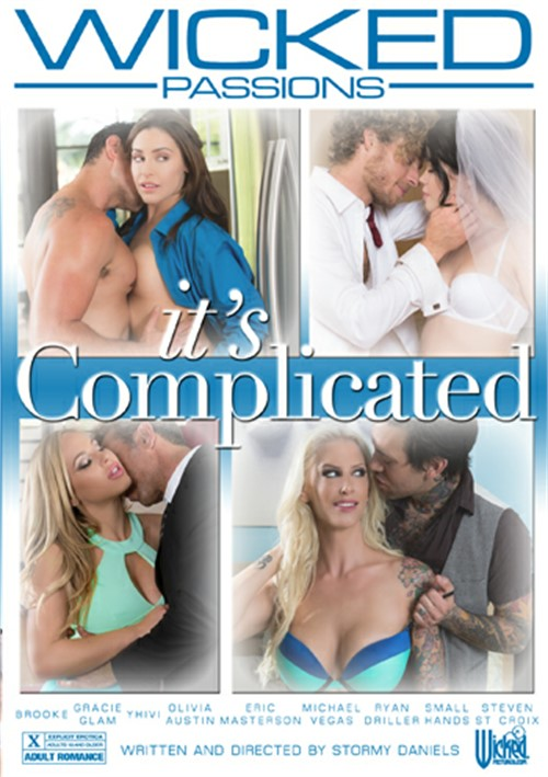 It's Complicated Wicked Pictures  [DVD.RIP. H.264 Production Year 2014]