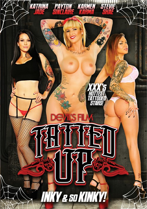 Tatted Up Devil's Film  [DVD.RIP. H.264 Production Year 2014]