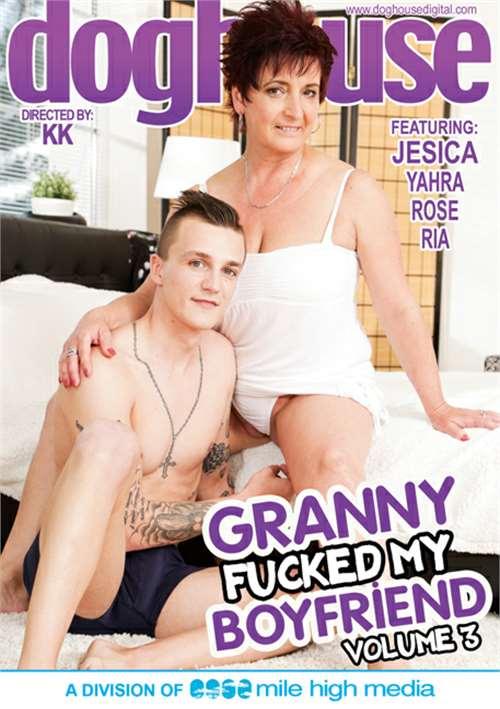 Granny Fucked My Boyfriend 3 Dog House Digital  [DVD.RIP. H.264 2016 ETRG 768×460 720p BBW XXX]