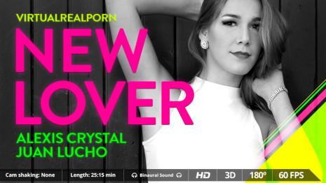 Virtualrealporn New lover (25:20 min.)  Siterip VirtualReality XXX 60FPS 4100×2000 AAC Audio .mp4