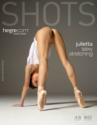 Hegre-Art Julietta sexy stretching  Imageset 4200pixel HD FULL PACK Siterip KINKO