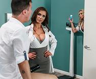 Doctor Adventures Dick Stuck In Fleshlight – Nikki Benz – Briana Banks – 1 November 03, 2016 Brazzers Siterip 2016