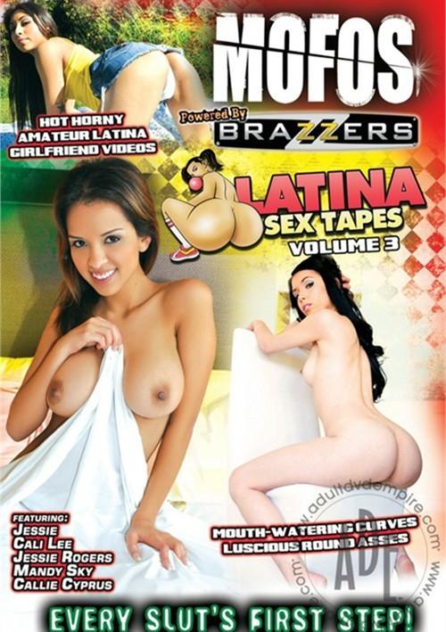 Latina Sex Tapes Vol. 3 MOFOS  [DVD.RIP. H.264 2016 ETRG 768×460 720p]
