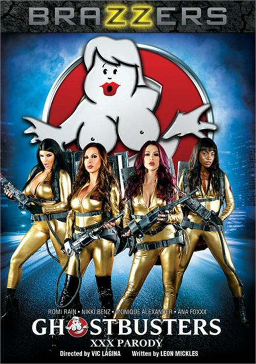 Ghostbusters XXX Parody Brazzers  [DVD.RIP. H.264 2016 ETRG 768×460 720p]
