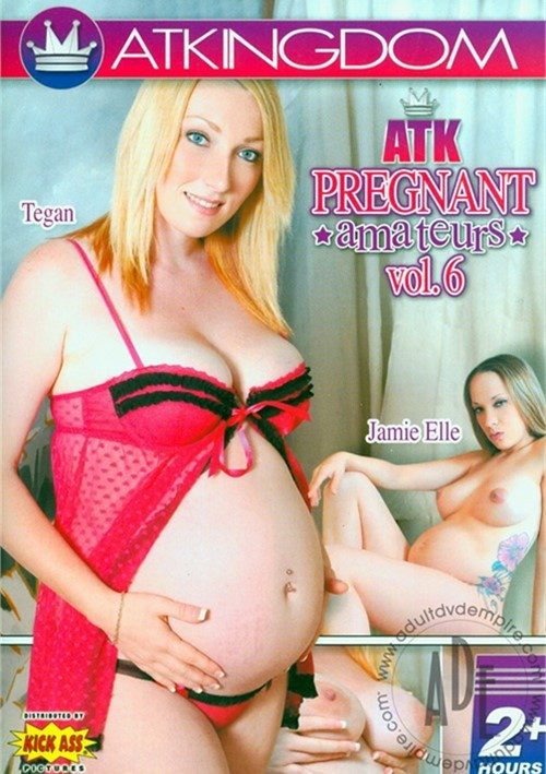 ATK Pregnant Amateurs Vol. 6 ATKingdom  [DVD.RIP. H.264 2016 ETRG 768×460 720p]