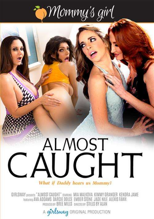 Almost Caught Girlsway  [DVD.RIP. H.264 2016 ETRG 768×460 720p]