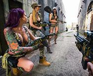 Pornstars Like it Big Cock Of Duty: A XXX Parody – Monique Alexander – Jasmine Jae – Stella Cox – 1 November 03, 2016 Brazzers Siterip 2016
