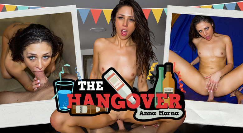 WankzVR The Hangover  Siterip VR XXX