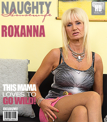 MATURE.NL Horny housewife fooling around  [SITERIP VIDEO 2014]