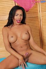 Shemale.XXX Yadira Cuellar Shakes Her Booty!  Tranny XXX Siterip IMAGESET
