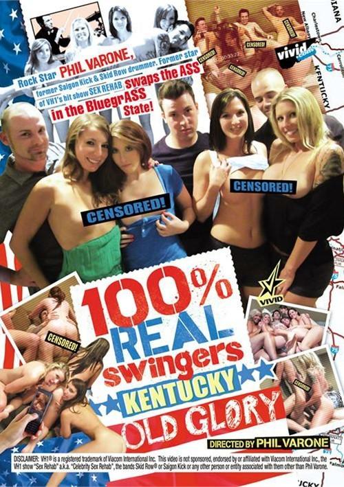 100% Real Swingers: Kentucky Vivid Premium  [DVD.RIP. H.264 2016 ETRG 768×460 720p]
