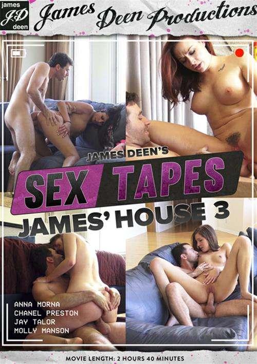 James Deen's Sex Tapes: James' House 3 James Deen Productions  [DVD.RIP. H.264 2016 ETRG 768×460 720p]