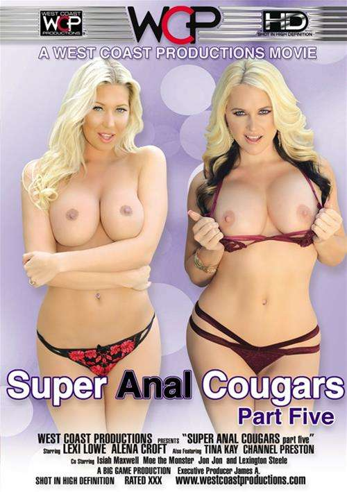 Super Anal Cougars Part Five West Coast Productions  [DVD.RIP. H.264 2016 ETRG 768x460 720p] Siterip