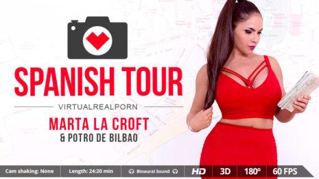 Virtualrealporn Spanish tour (24:20 min.)  Siterip VR XXX Siterip