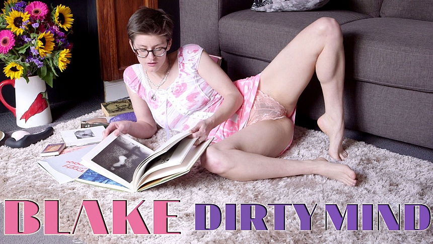 GirlsoutWest Blake – Dirty Mind  Video  Siterip